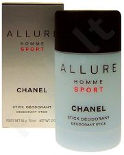 Chanel Allure Homme Sport, dezodorantas vyrams, 75ml