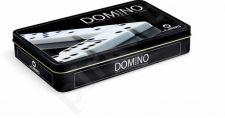 Stalo žaidimas Domino Juego, metalinė dėžutė