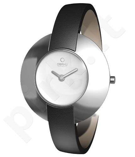 Moteriškas laikrodis OBAKU OB V135LCIRB