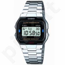 Vyriškas laikrodis Casio A163WA-1QES