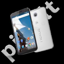 Motorola Nexus 6 64GB White