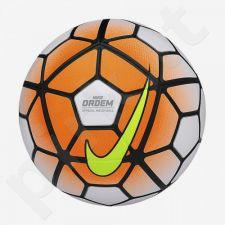 Futbolo kamuolys Nike Ordem 3 OMB SC2714-100