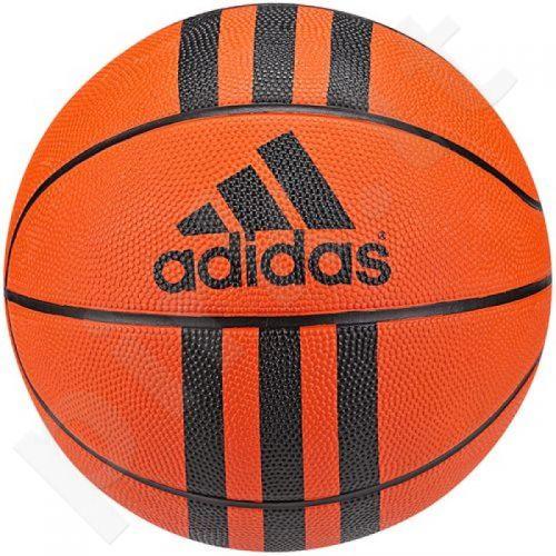 Krepšinio kamuolys Adidas 3 Stripes Mini X53042
