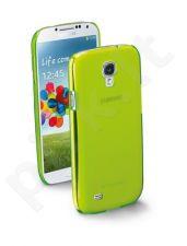 Samsung Galaxy S4 dėklas COOL FLUO Cellular žalias