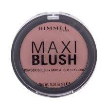 Rimmel London Maxi Blush, skaistalai moterims, 9g, (006 Exposed)