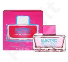 Antonio Banderas Electric Blue Seduction, tualetinis vanduo (EDT) moterims, 100 ml