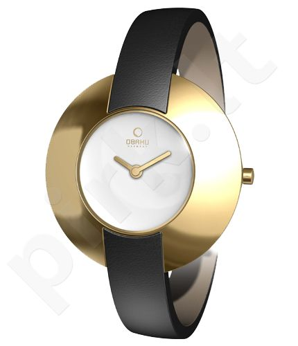 Moteriškas laikrodis OBAKU OB V135LGIRB