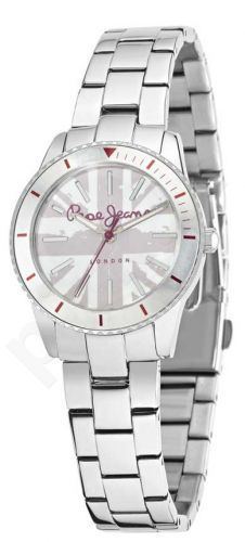 Laikrodis PEPE JEANS      CARRIE   SILVER DIAL