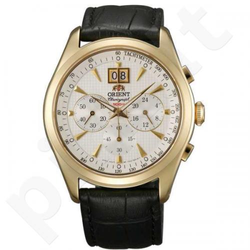Vyriškas laikrodis ORIENT FTV01002W0
