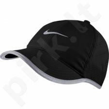 Kepurė  su snapeliu Nike Run Knit Mesh Cap W 810138-010