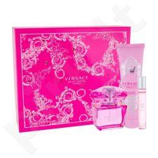 Versace Bright Crystal Absolu rinkinys moterims, (EDP 90 ml + dušo želė 150 ml + EDP 10 ml)
