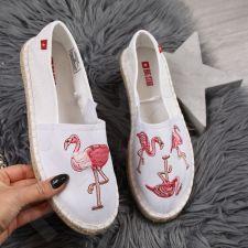Laisvalaikio batai moterims Big Star flamingas