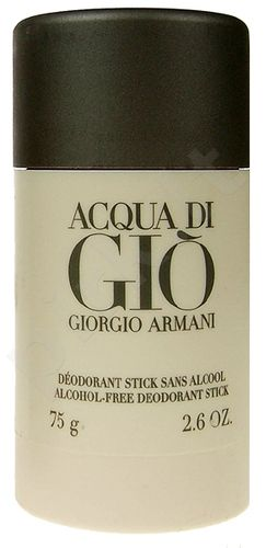 Giorgio Armani Acqua di Gio Pour Homme, dezodorantas vyrams, 75ml
