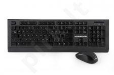 Rinkinys MODECOM - Bevielė klaviatūra + Pelė MC-6200G