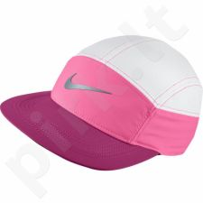 Kepurė  su snapeliu Nike Zip AW84 Running Hat W 778371-627