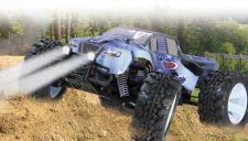 Radio bangomis valdomas Tiger Ice EP Lipo 4WD 2,4Ghz