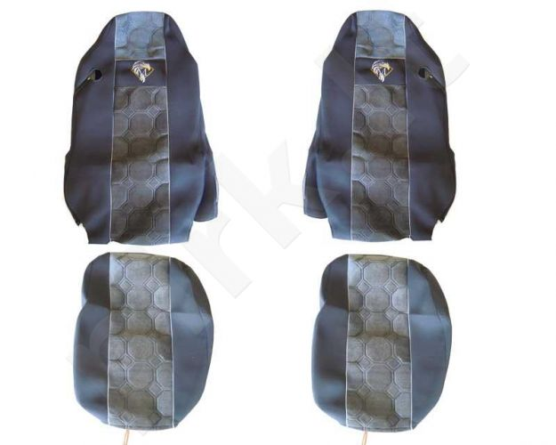 Sėdynių užvalkalai MERCEDES ACTROS MPII - N31