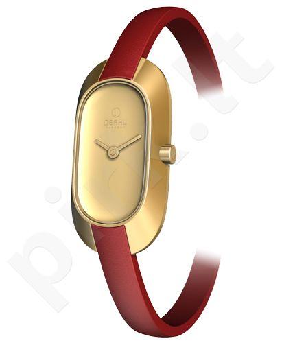 Moteriškas laikrodis OBAKU OB V136LCIRB