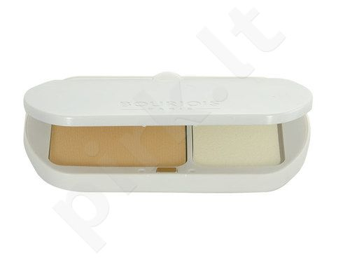 BOURJOIS Paris Détox Organic Perfecting pudra, kosmetika moterims, 9g, (52 Vanille)