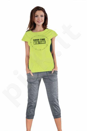 Babella pižama salotinės spalvos 3012 (limituota versija)