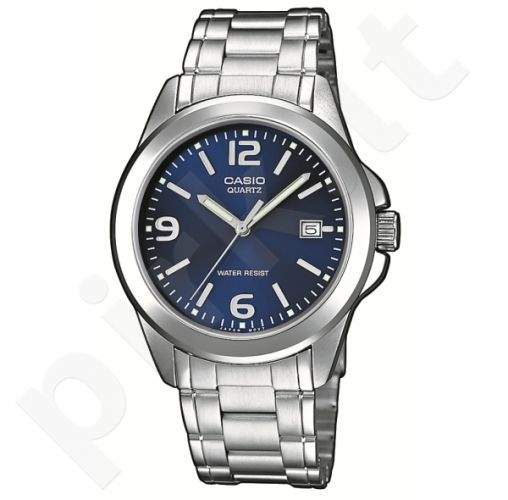 Vyriškas  Klasikinis Casio laikrodis MTP1259PD-2AEF