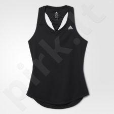 Marškinėliai bėgimui  Adidas Run Tank W AA5334