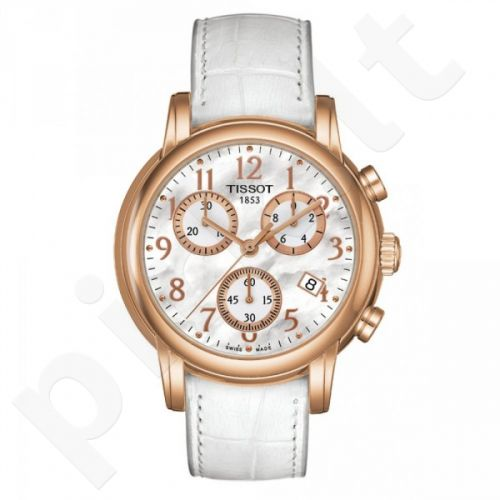 Moteriškas laikrodis Tissot Dressport T050.217.36.112.00