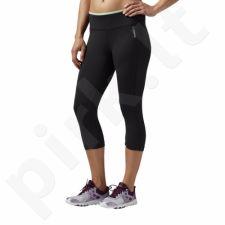 Sportinės kelnės Reebok Workout Ready Capri W AJ3298