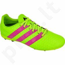 Futbolo bateliai Adidas  ACE 16.4 FxG Jr AF5034