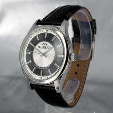 Vyriškas laikrodis BISSET Aneadam Steel BSCC41 MS WHBK BK