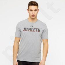Marškinėliai Under Armour Athlete SS M 1305661-035