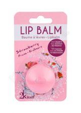 2K Beauty, lūpų balzamas moterims, 5g, (Strawberry)