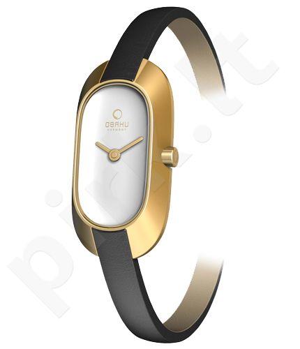 Moteriškas laikrodis OBAKU OB V136LGIRB