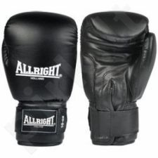 Bokso pirštinės Allright 10oz juodas