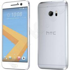 Telefonas HTC 10 sidabrinis