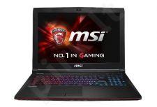 MSI GL72 17,3'' FHD i7-6700HQ 8GB (DDR4) 1TB GTX950M noOS - after repair
