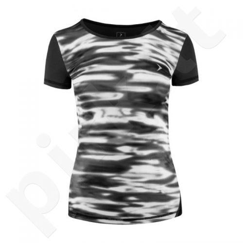 Marškinėliai Outhorn W TOZ16-TSDF602 juoda