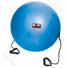 Gimnastikos kamuolys su guma fitness 65 cm BB 001TR