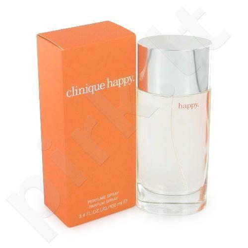 Clinique Happy, kvapusis vanduo (EDP) moterims, 100 ml