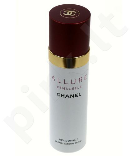 Chanel Allure Sensuelle, 100ml, dezodorantas moterims