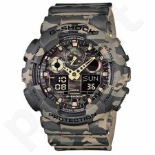 Vyriškas laikrodis Casio G-Shock GA-100CM-5AER