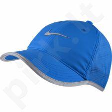 Kepurė  su snapeliu Nike Run Knit Mesh Cap W 810138-406