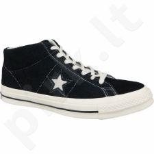 Sportiniai bateliai  Converse One Star Ox Mid Vintage Suede M 157701C