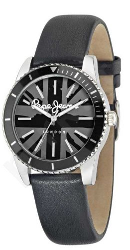 Laikrodis PEPE JEANS      CARRIE   BLACK DIAL