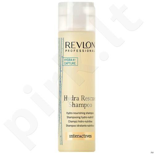Revlon Interactives Hydra Rescue šampūnas, 250ml, kosmetika moterims