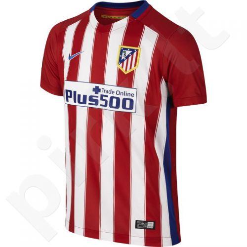 Marškinėliai futbolui Nike Atletico Madrid Home Stadium Junior 686522-649