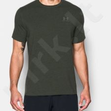 Marškinėliai treniruotėms Under Armour Sportstyle Left Chest Logo M 1257616-358