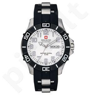 Vyriškas laikrodis Swiss Military 6.4133.04.001