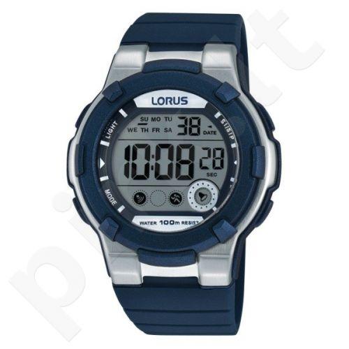 Vaikiškas, Moteriškas laikrodis LORUS R2355KX-9