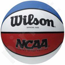 Krepšinio kamuolys Wilson NCAA Retro X5315